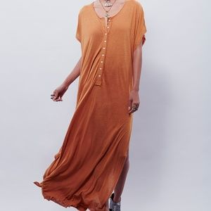 Free People Marrakesh Dress NWT